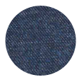 100% Navy Cotton Flannel