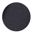100% Super 140s Premium Charcoal Wool (Italy)