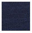 100% Super 110s Navy Sharkskin Wool (UK)