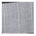 100% Super 150s Light Grey Chalkstripe Wool (Italy)