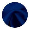100% Super 110s Royal Blue Wool (Italy)