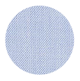 100% Two-Ply Blue Pinpoint Cotton Oxford