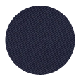 100% Super 110s Navy Blue Wool with Natural Stretch (Italy)
