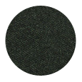 100% Super 120s Dark Green Worsted Flannel (Italy)