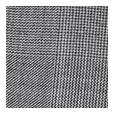 100% Super 110s Grey Plaid Wool (Italy)