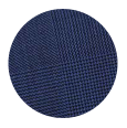 100% Super 110s Blue Plaid Wool (Italy)