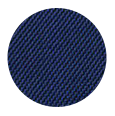 100% Extrafine Royal Blue Pick and Pick Wool (UK)