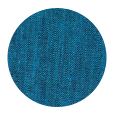 100% Teal Linen (Italy)