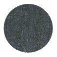 100% Olive Green Linen (Italy)