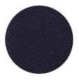 100% Super 110s Navy Hopsack Wool (Italy)