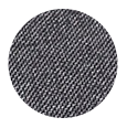 100% Super 150s Dark Grey Pick & Pick Wool (Italy)