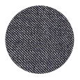 100% Super 110s Dark Grey Pick & Pick Wool (Italy)