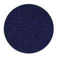 100% Super 110s Deep Blue Pick & Pick Wool (Italy)