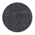 100% Blue Stripe Grey Wool with Natural Stretch (Italy)