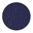 100% High Twist Navy Wool with Natural Stretch (Italy)