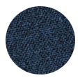 3 Ply Blue Wool with Natural Stretch (Italy)