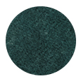 100% Super 100s Green Flannel Wool (Italy)