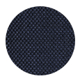 100% Super 150s Navy Pick & Pick Wool (Italy)