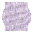 100% Lavender Linen