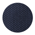 100% Super 110s Navy Melange Wool (Italy)
