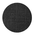 100% Super 110s Charcoal Melange Wool (Italy)
