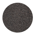100% Super 110s Dark Grey Melange Natural Stretch Wool (Italy)