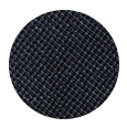 100% 21 micron Dark Blue Melange (Italy)