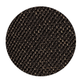 100% 21 micron Dark Brown Melange (Italy)