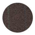 100% 21 micron Green Stripe Brown (Italy)