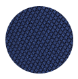 100% Super 160s Royal Blue Birdseye Wool (Italy)
