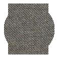 100% Dark Green Cotton Flannel
